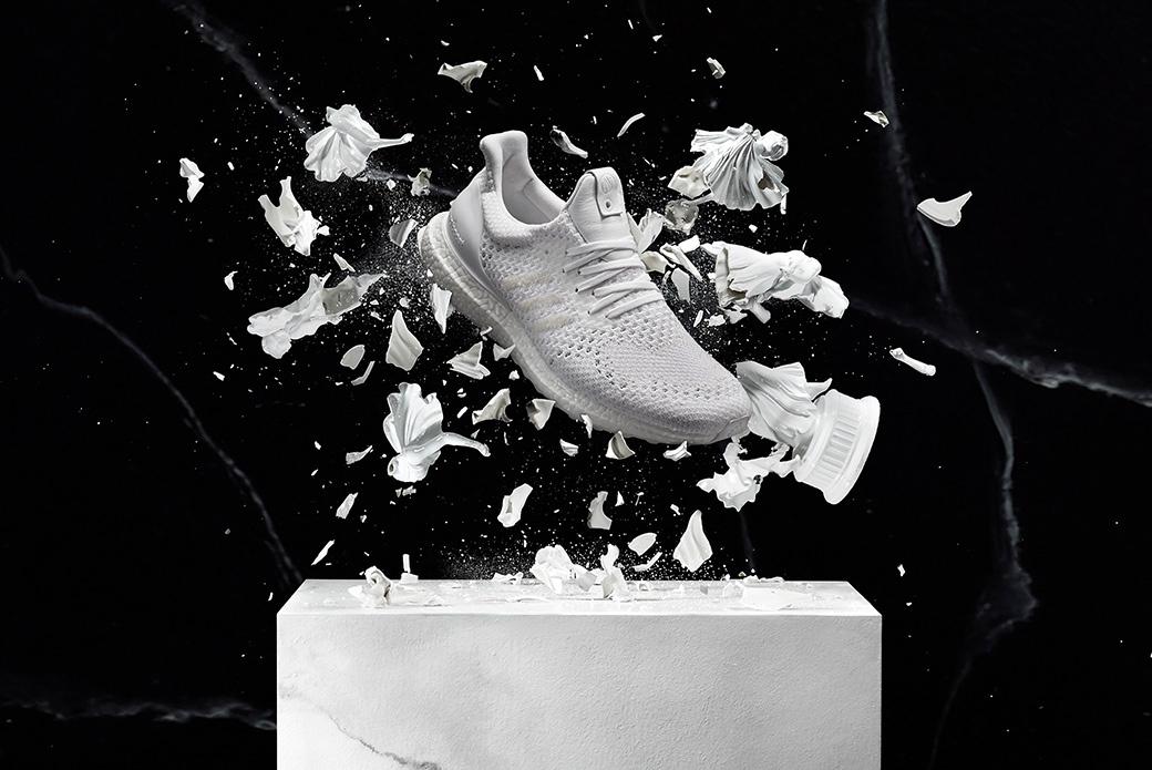 adidas Consortium × A Ma Maniere × INVINCIBLE: кашемировый микс