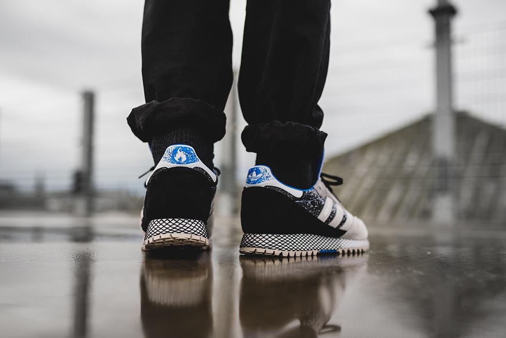 adidas Consortium × Hanon: тёмный шторм
