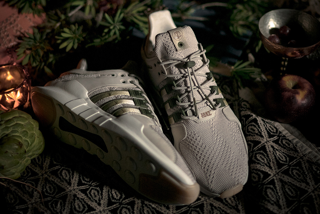 adidas Consortium × Highs & Lows EQT: роскошное преображение