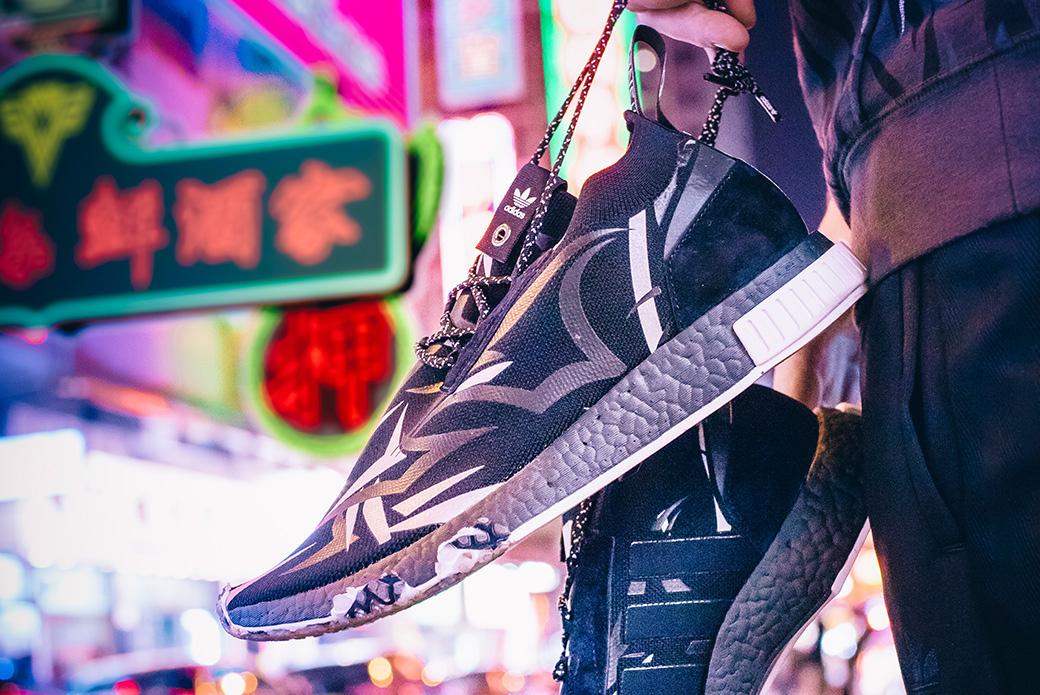 adidas Consortium × JUICE: новые детали