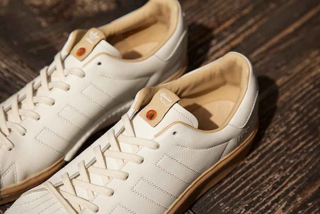 adidas Consortium × Kasina: богатство Сеула