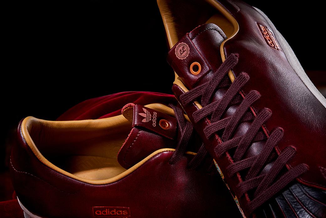 adidas Consortium × Limited Edt: кроссовки джентльмена