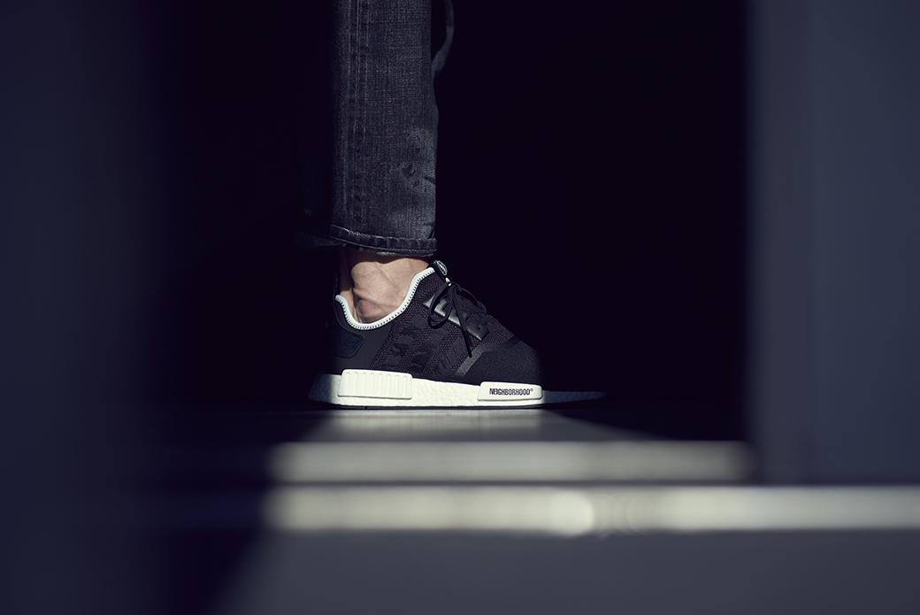 adidas Consortium × NEIGHBORHOOD × INVINCIBLE: на удачу