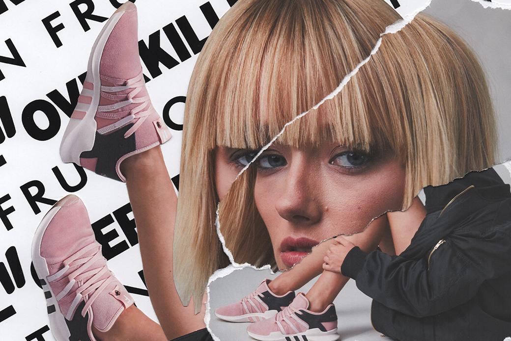 adidas Consortium × Overkill × Fruition: дамский эксклюзив