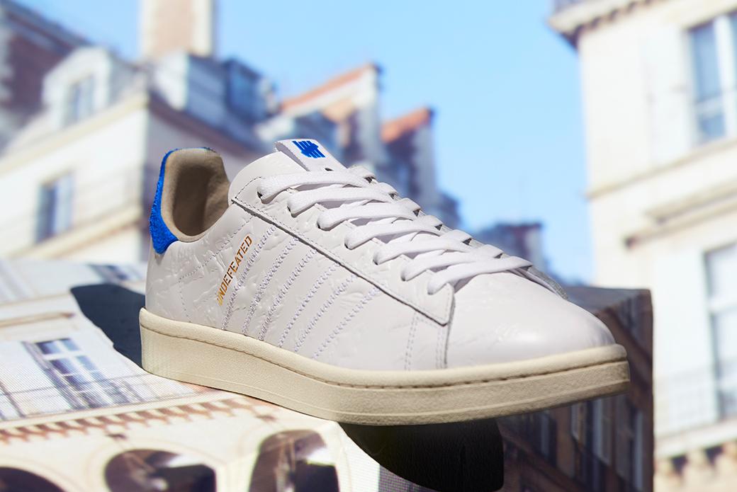 Adidas Consortium × UNDFTD × Colette: две противоположности