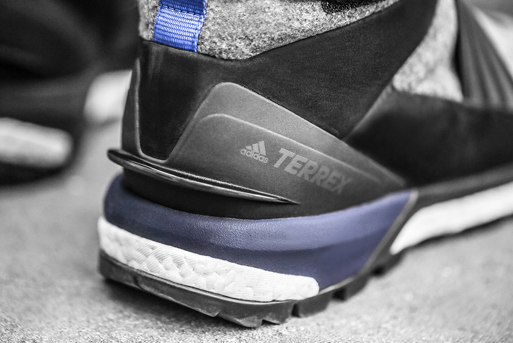 adidas Consortium × XHIBITION: против снега и холода