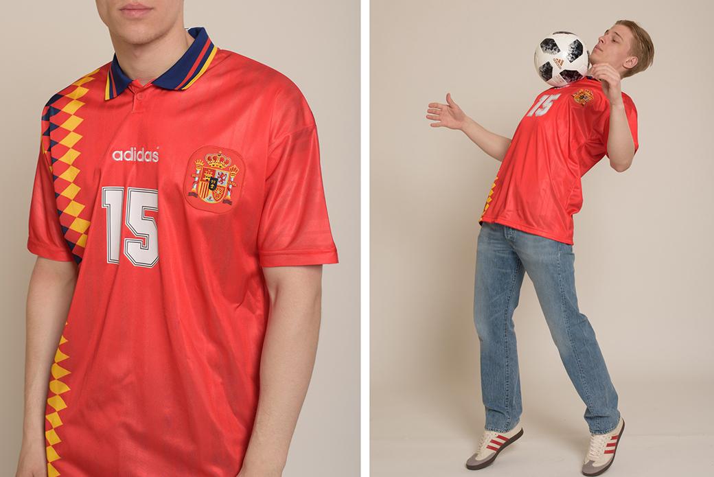 adidas Football: подготовка к ЧМ