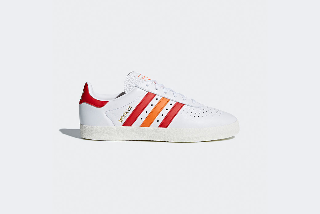 adidas Originals 350 MOSKVA: дань столице