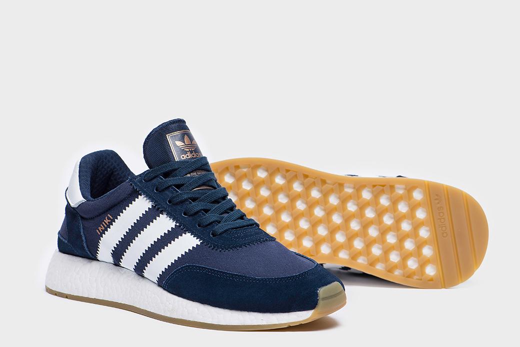 adidas Originals Iniki Runner: с опорой на классику