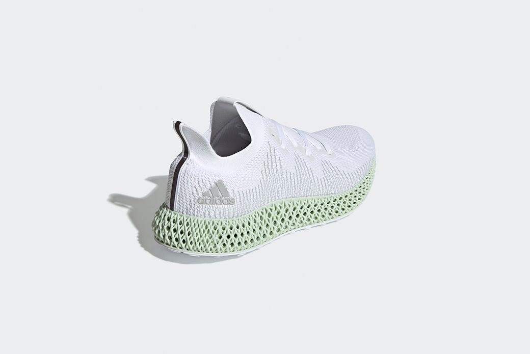 adidas Alphaedge 4D: спорт будущего