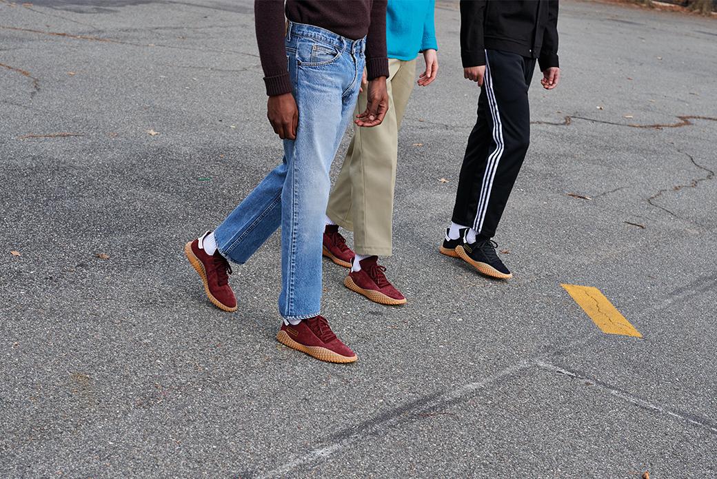 adidas Originals Kamanda: футбольная культура