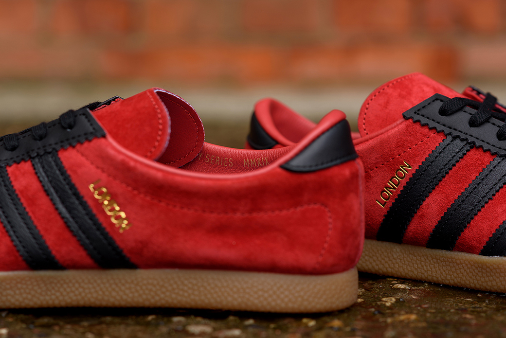 adidas Originals London: фавориты трибун