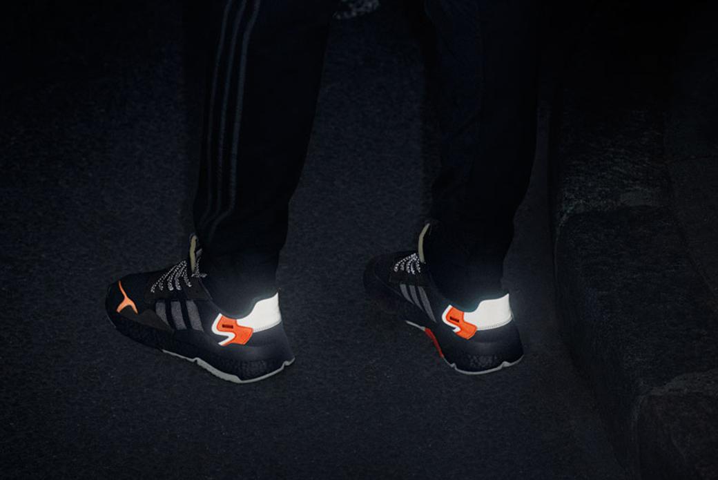adidas Originals Nite Jogger: скорость ночи