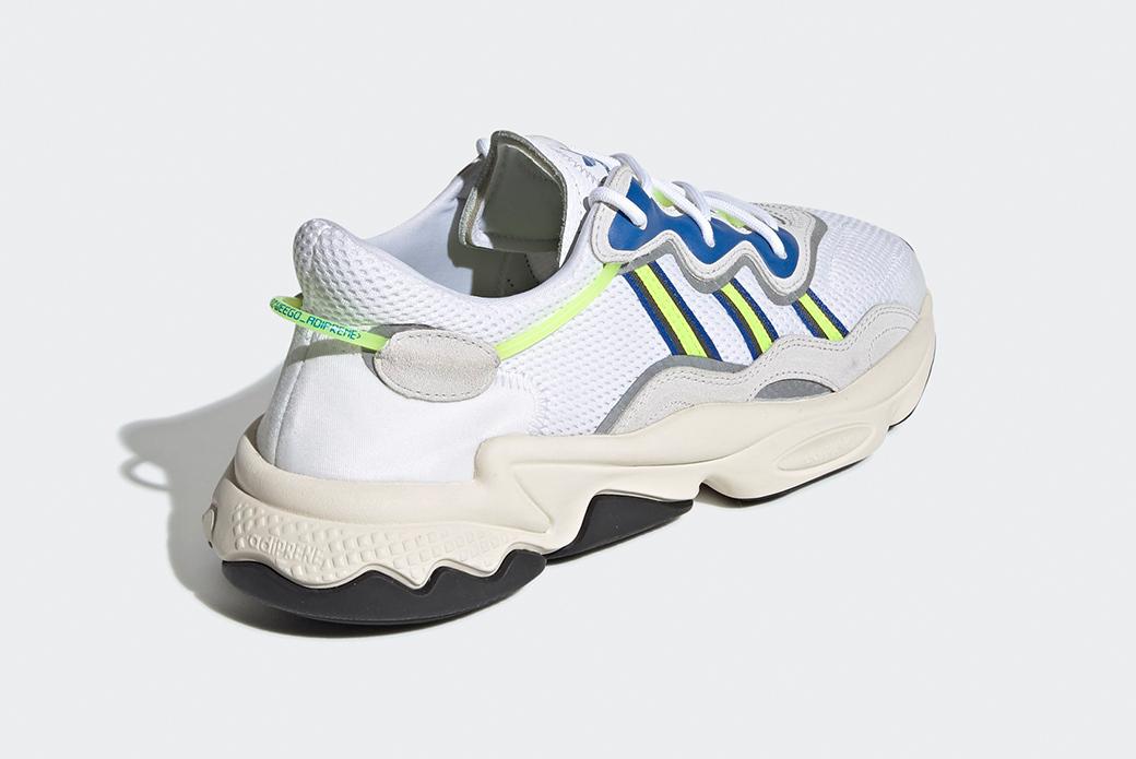 adidas Originals Ozweego: новый образ 90-х