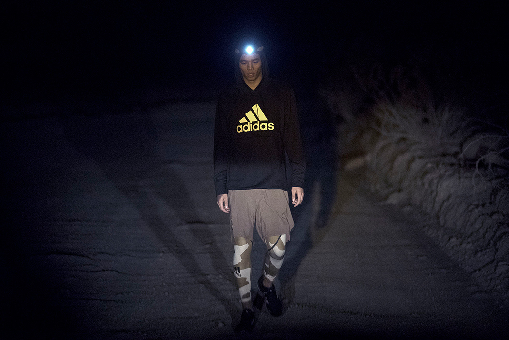 adidas × UNDEFEATED SS18: новая территория
