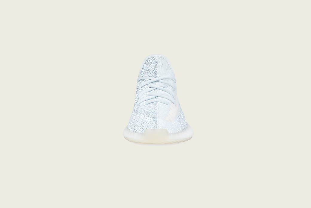 """adidas YEEZY BOOST 350 V2 """"Cloud White Reflective"""""""
