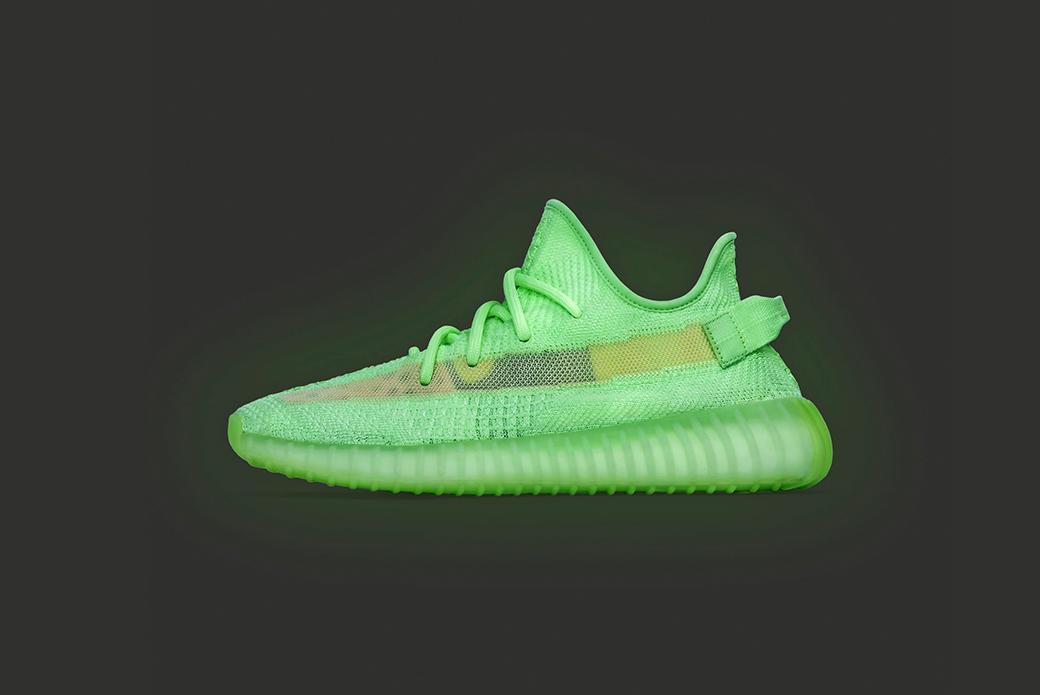 """adidas YEEZY BOOST 350 V2 """"Glow"""""""