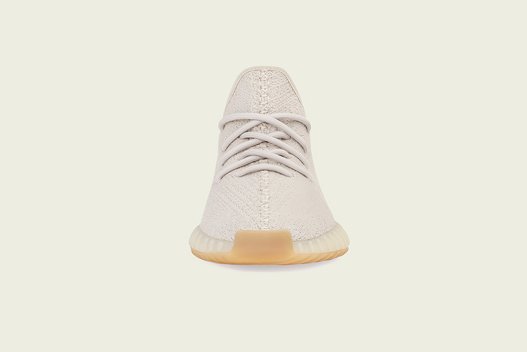 "adidas YEEZY BOOST 350 V2 ""Sesame"": нейтральный тон"