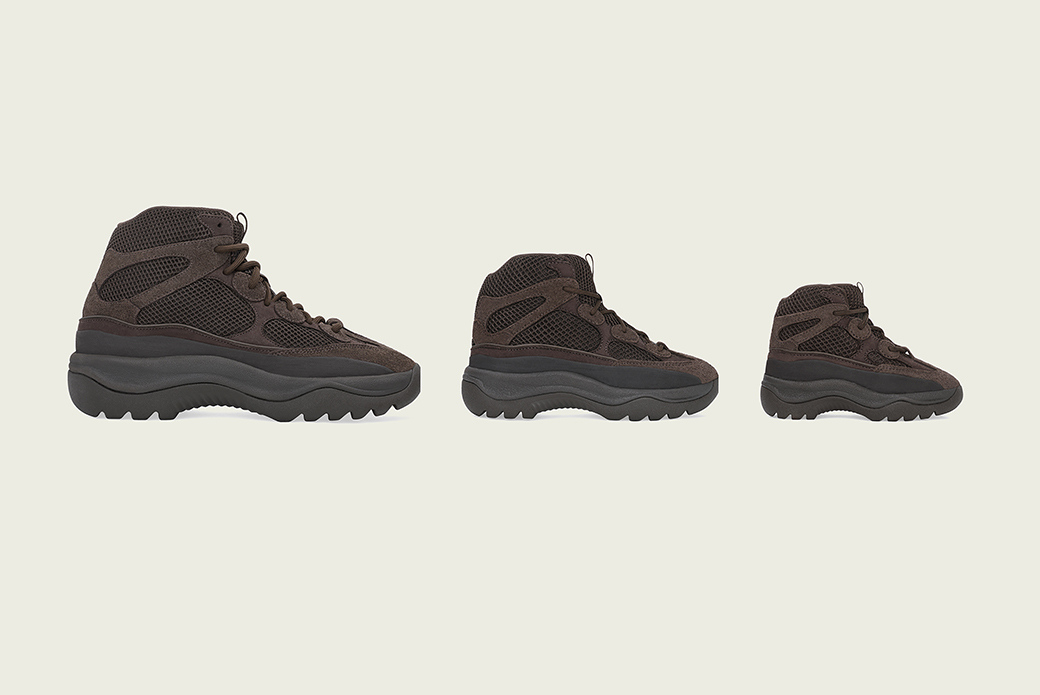 adidas YEEZY DESERT BOOT SALT/ROCK/OIL