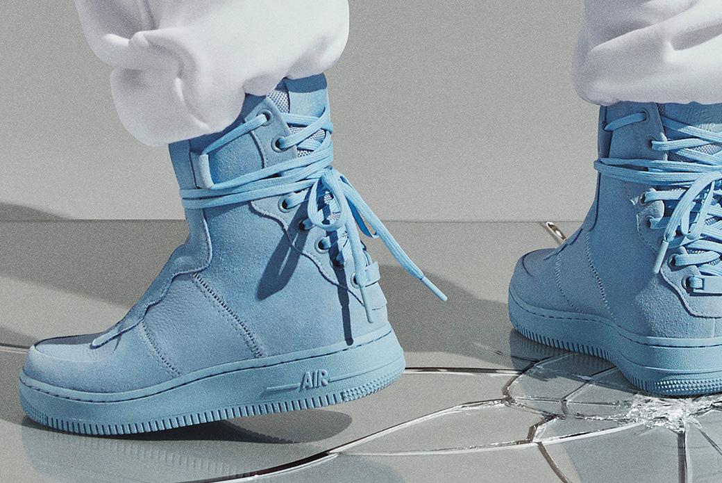 Air Jordan 1 & Air Force 1 Reimagined: пять стилей