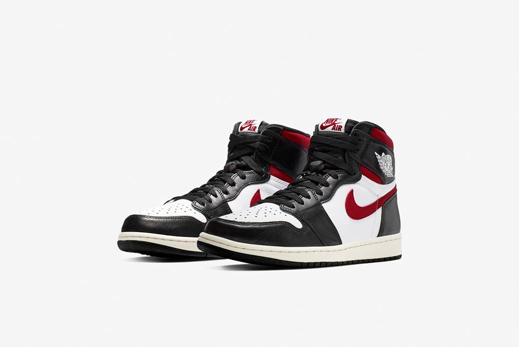 "Air Jordan 1 ""Gym Red"": простая элегантность"