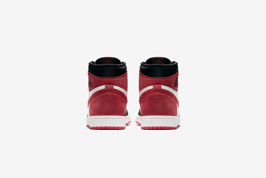 Air Jordan 1 'Track Red': шестикратный чемпион