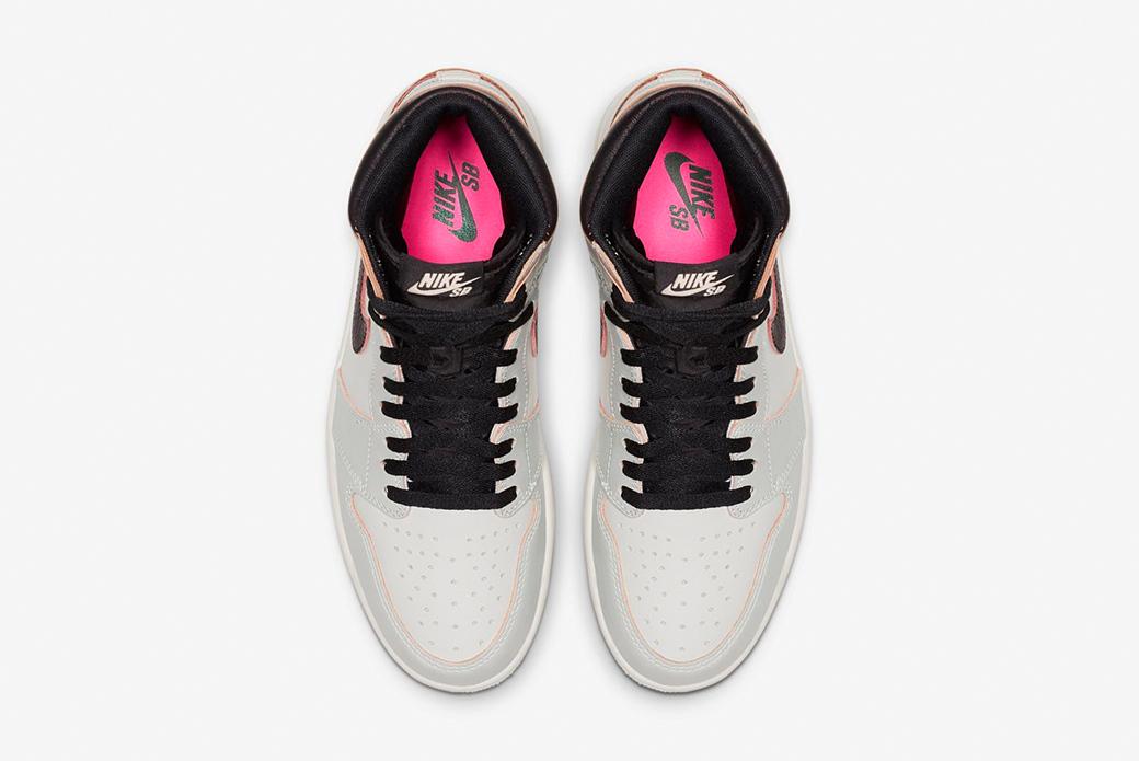 "Air Jordan 1 × Nike SB ""NYC to Paris"""