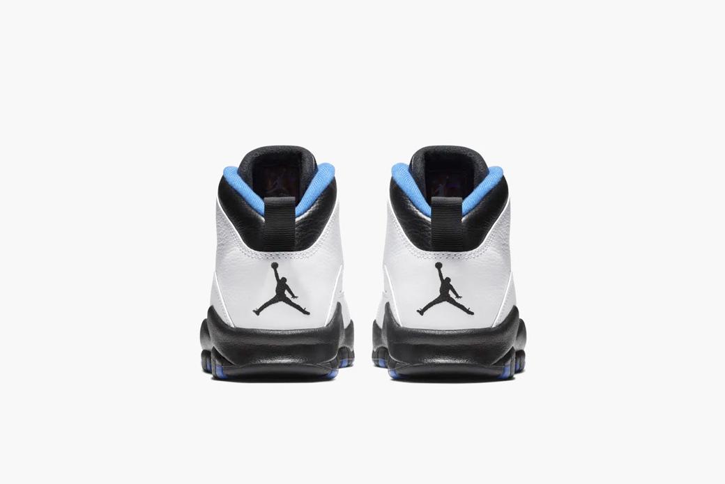 "Air Jordan 10 ""Orlando"": один из пяти"