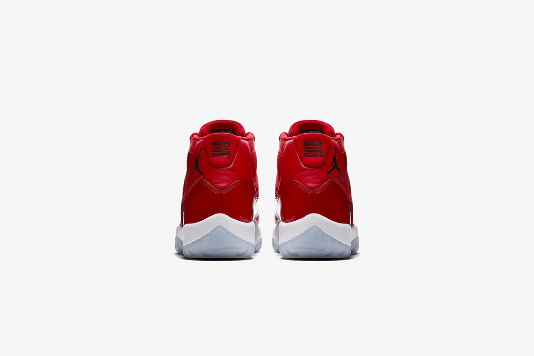 Air Jordan 11 Retro: ослепительная победа