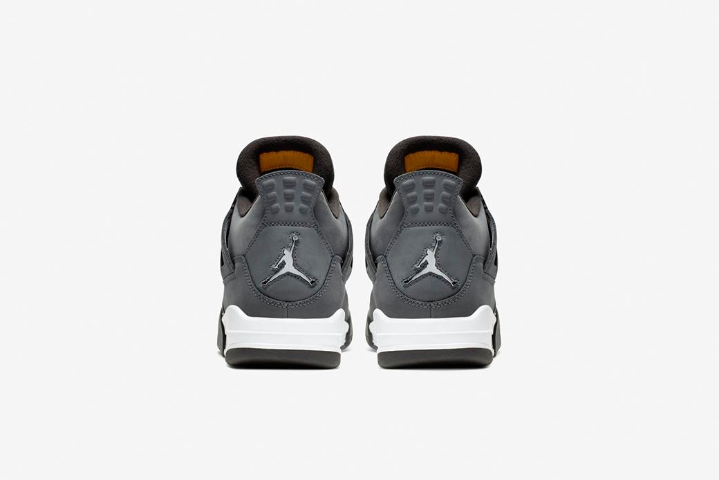 Air Jordan 4 Cool Grey: 15 лет спустя