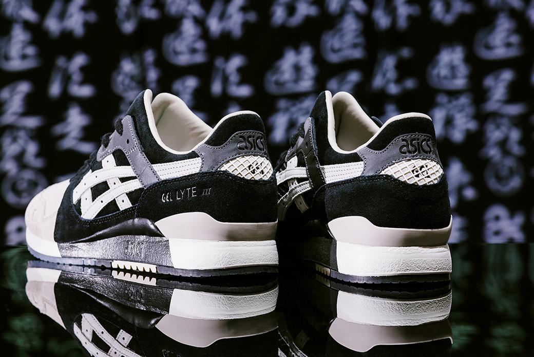 ASICS × KICKS LAB: кроссовки ниндзя