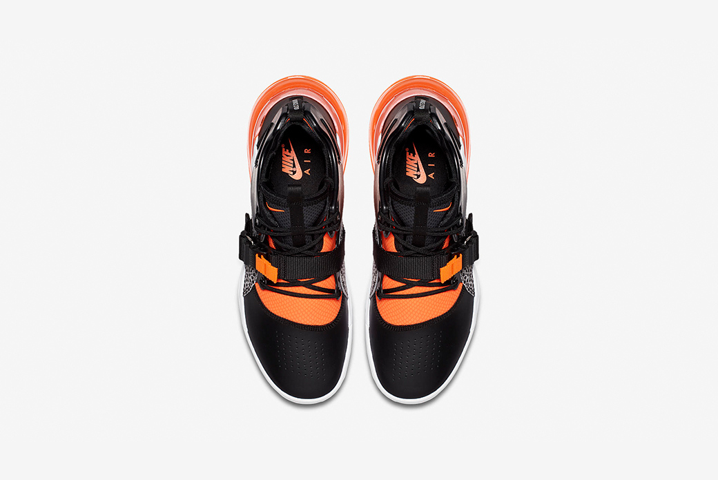 Nike Air Force 270: наследие баскетбола
