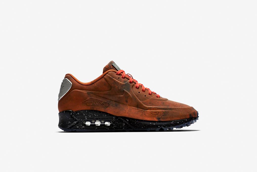 "Nike Air Max 90 ""Mars Landing"": внеземной объект"
