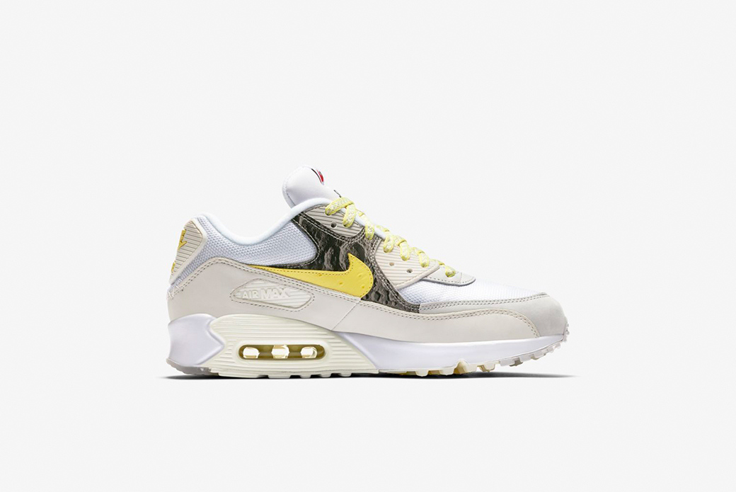 "Nike Air Max 90 ""Side A"": необычный микстейп"