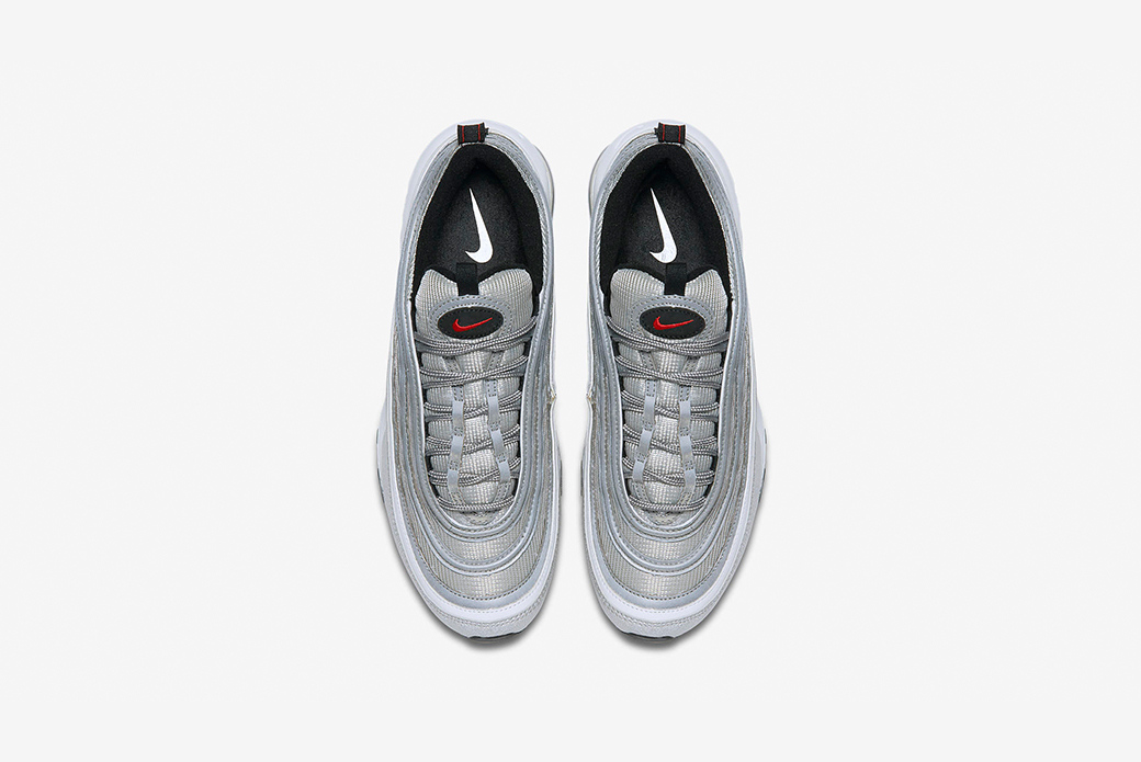 Nike Air Max 97: итоги года