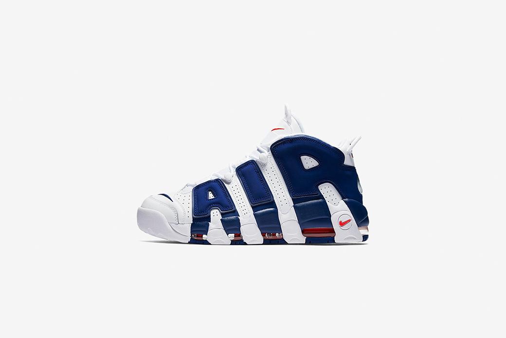Nike Air More Uptempo '96: лучший момент