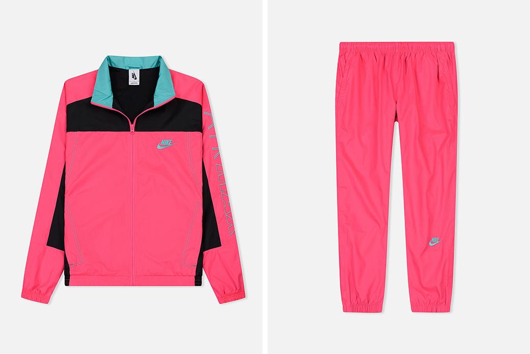 Nike × atmos: яркий коллаж