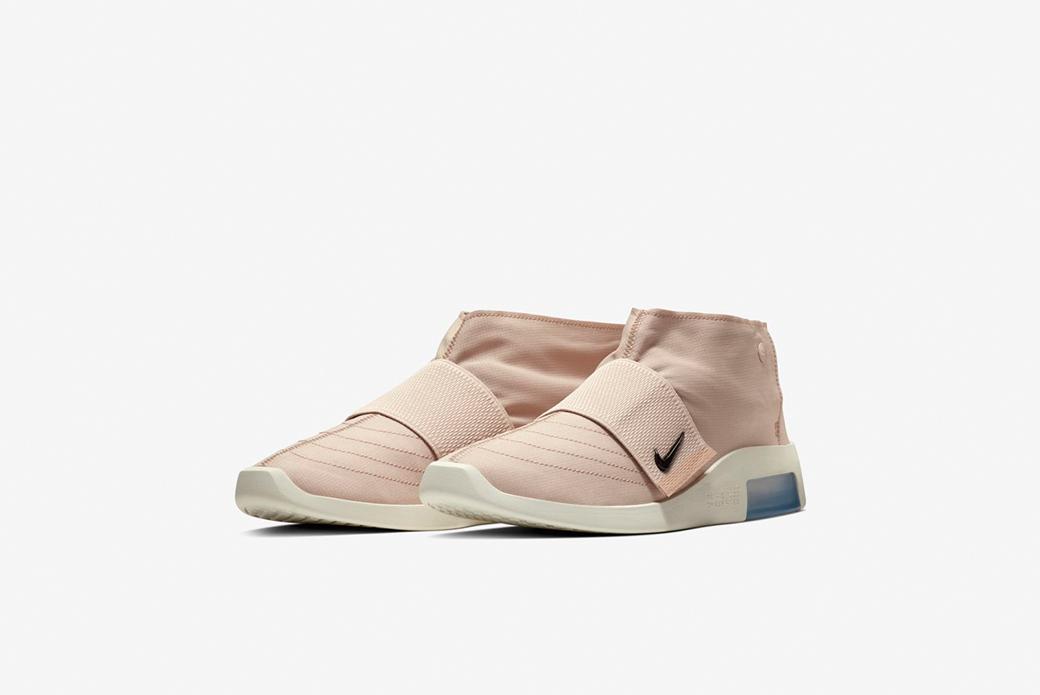 Nike × Fear Of God: расширяя влияние