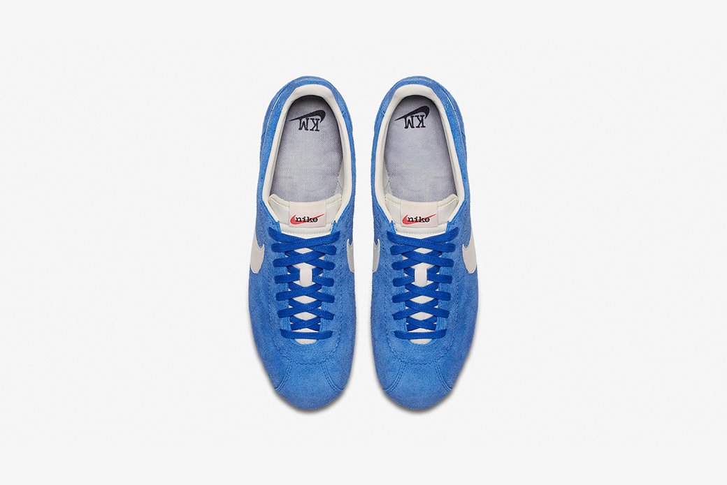 Nike × Kenny Moore Cortez: причина появления