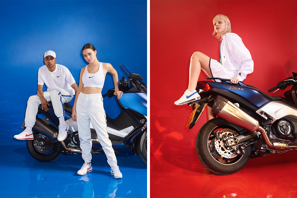 Nike × Skepta Air Max 97/BW: частица Парижа