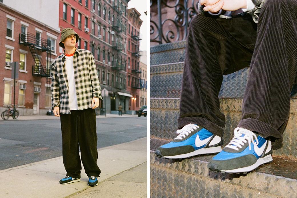 Nike × UNDERCOVER Daybreak: трансформация иконы 80-х