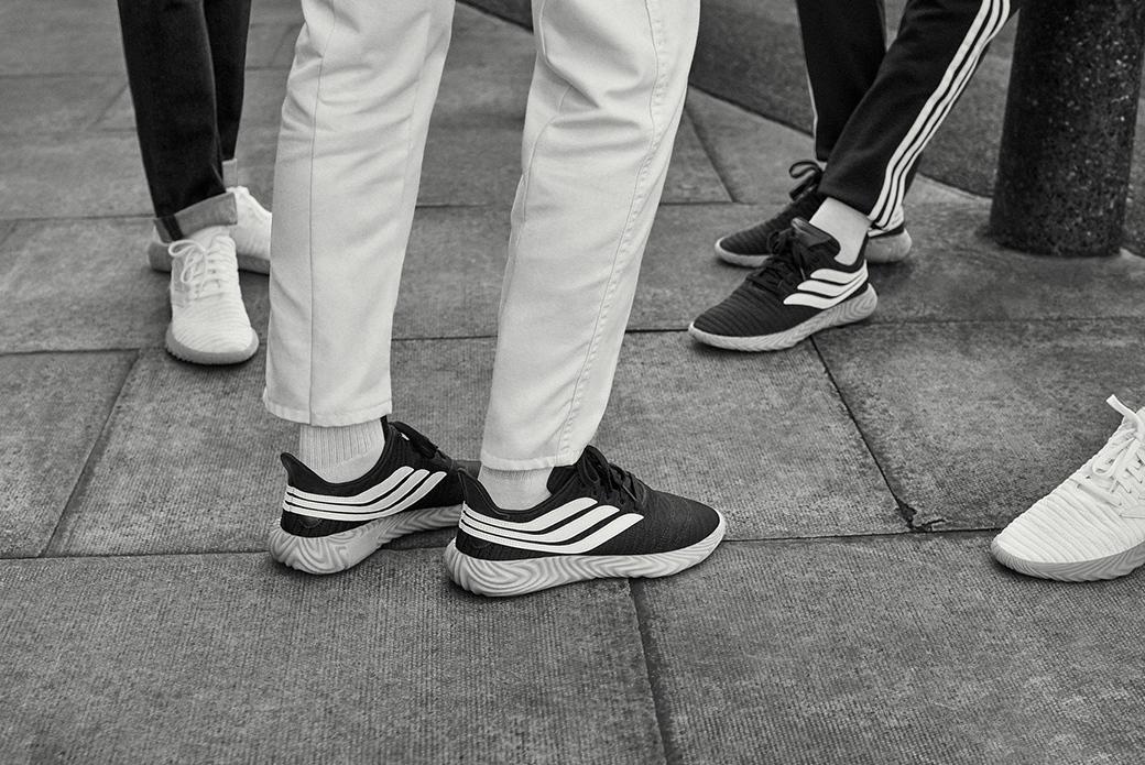 adidas Originals Sobakov: страсть к футболу