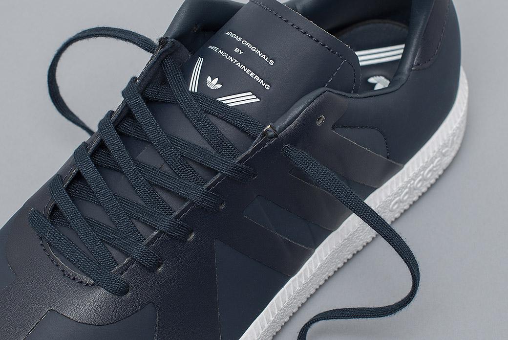 Совместная работа Adidas Originals × White Mountaineering