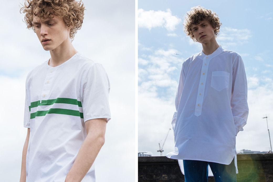 YMC: одежда вне времени