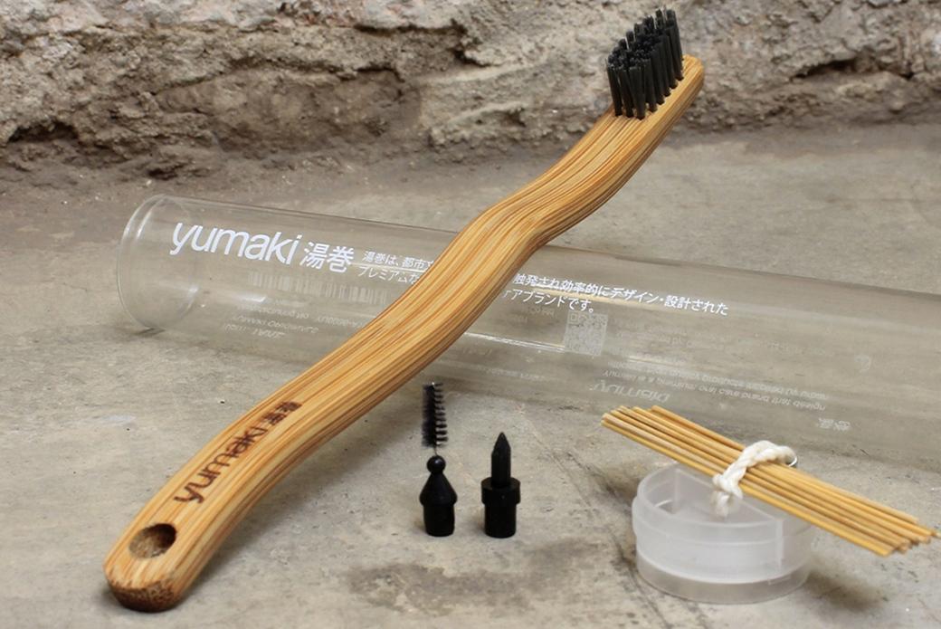 Yumaki: зубные щётки 2.0