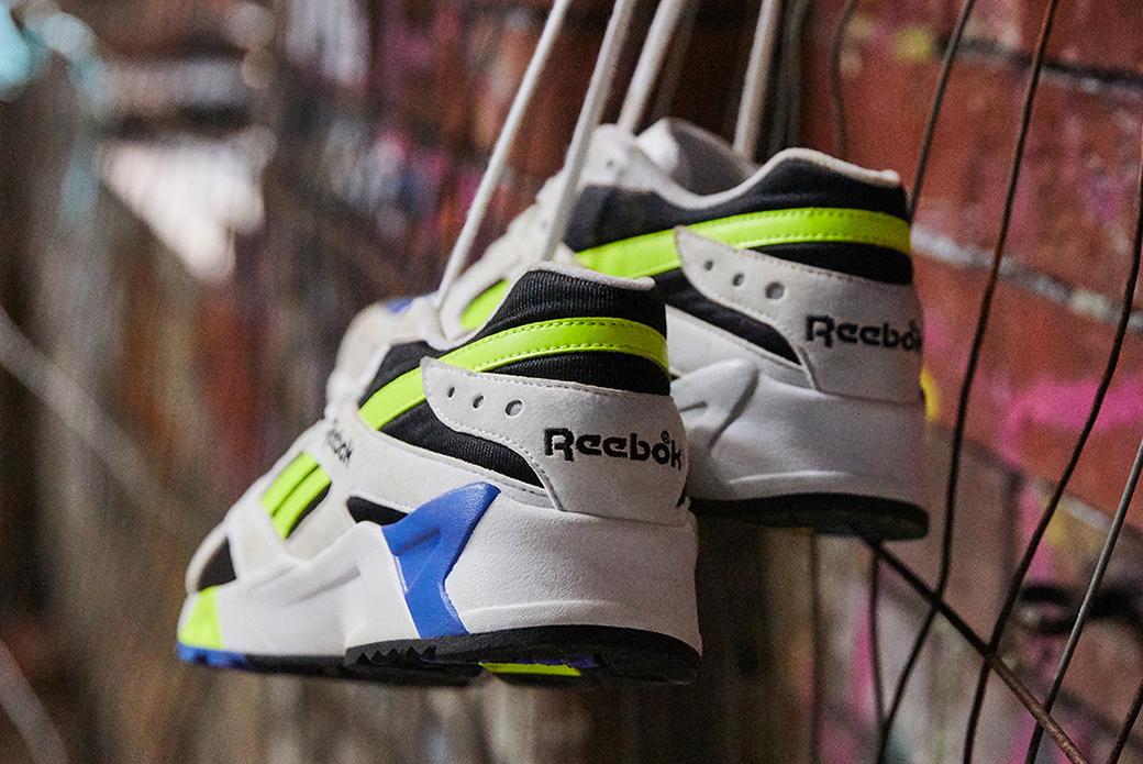 Reebok Aztrek: воплощение 90-х