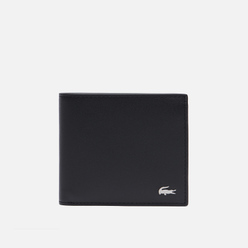 Кошелек Lacoste Large Billford And Coin Black