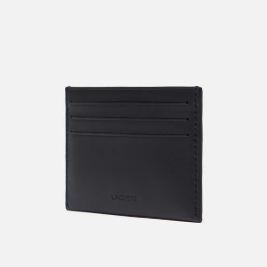 Держатель для карточек Lacoste Fitzgerald Credit Card Holder Black