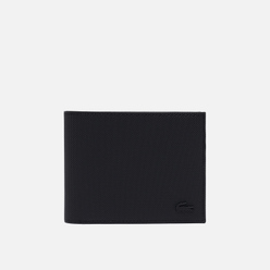 Кошелек Lacoste Classic Petit Pique Six Card Black