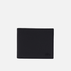 Кошелек Lacoste Classic Petit Pique Three Card Black